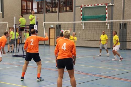 volleybal toernooi voor bedrijven